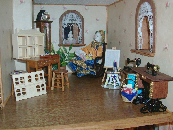 Beacon Hill Dollhouse Interior Page 2