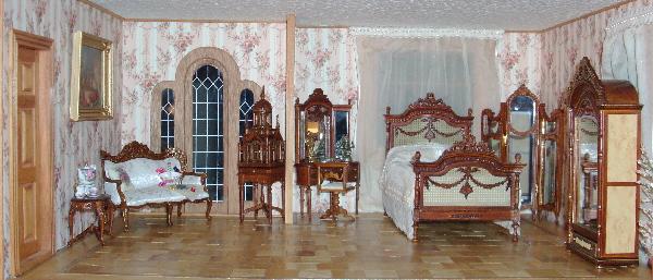 Beacon Hill Dollhouse Interior Page 2